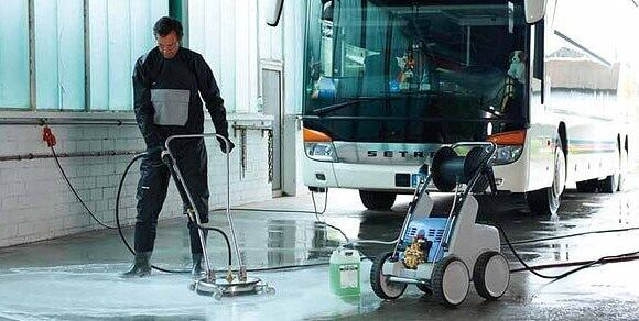 Product Spotlight: Round Surface Cleaners