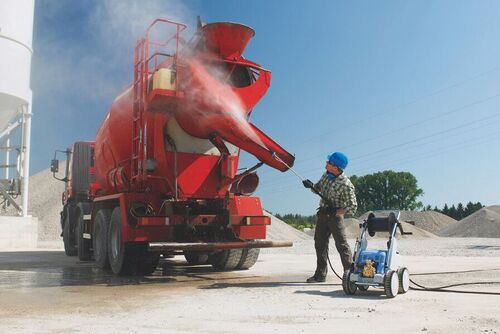 Choosing an Electrically powered High Pressure Cleaner