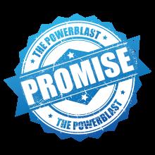 The Powerblast Promise