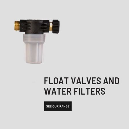 Float Valves & Water Filters