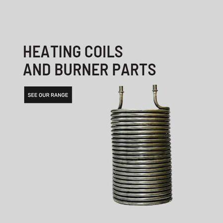 Heating Coils & Burner Parts