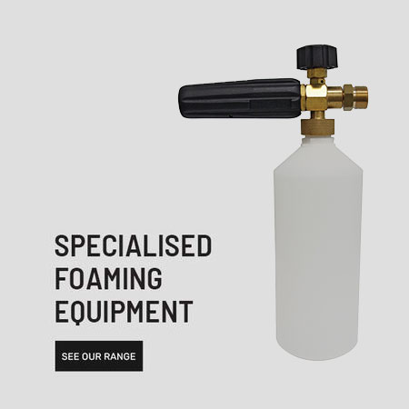 Specialised Foaming Equipment