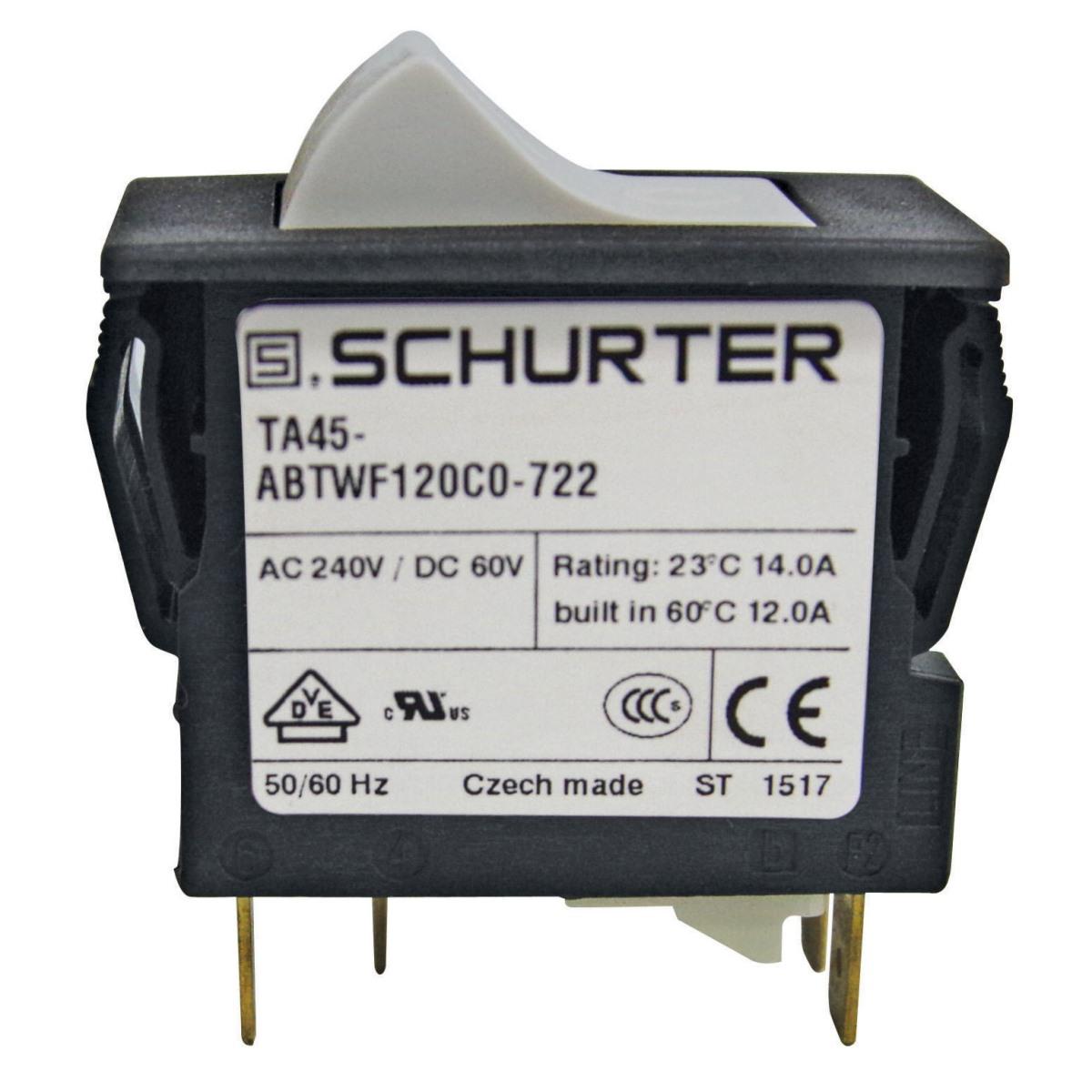 43033  Switch 12A