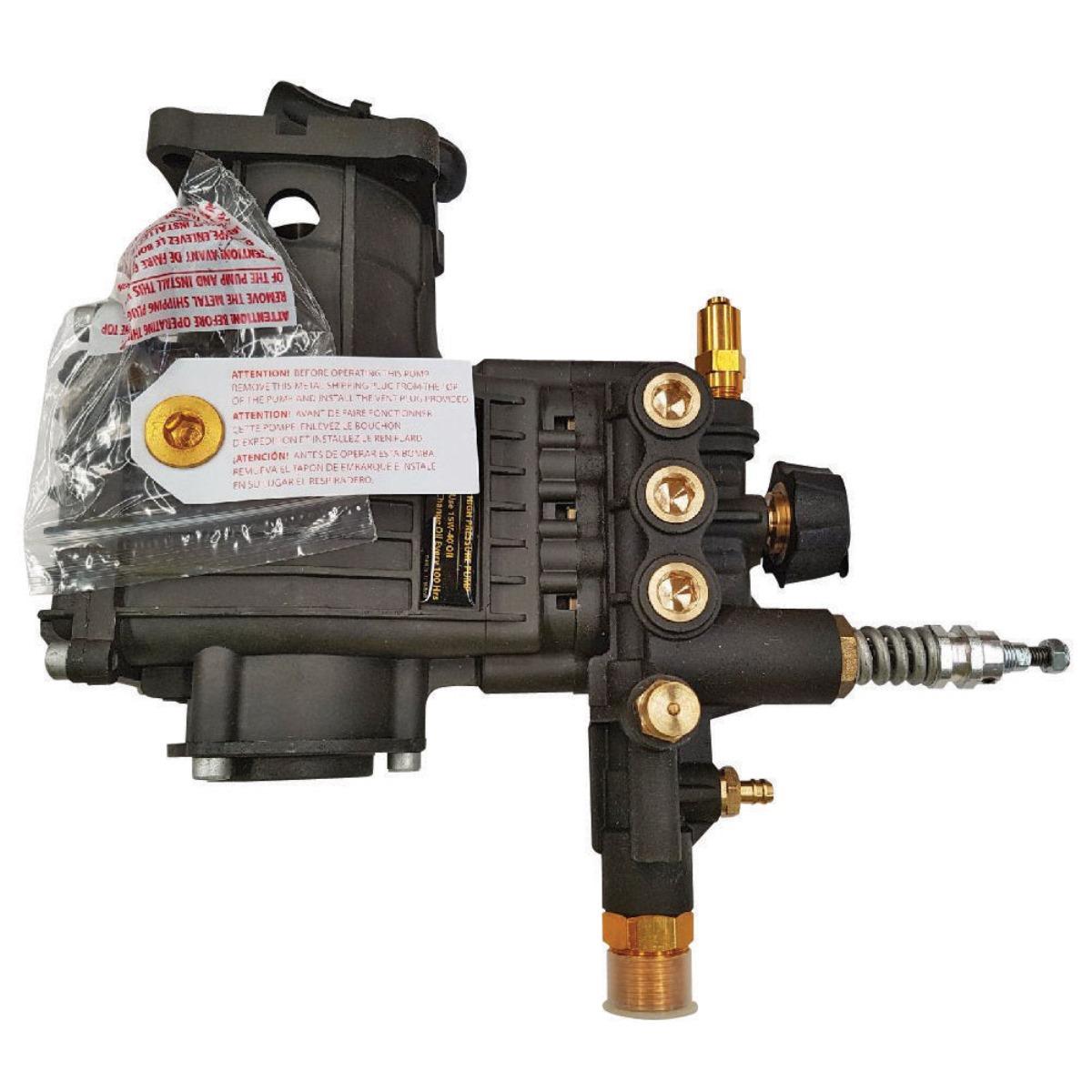 F530017  CY Series Triplex Pump 47HP