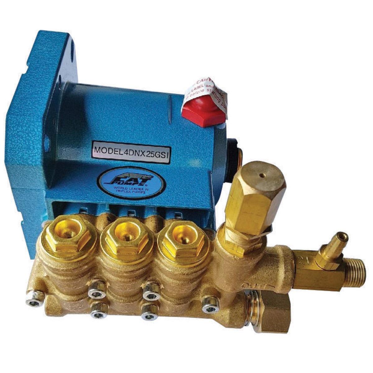F7106274  CAT 4DNX  Pump 65HP