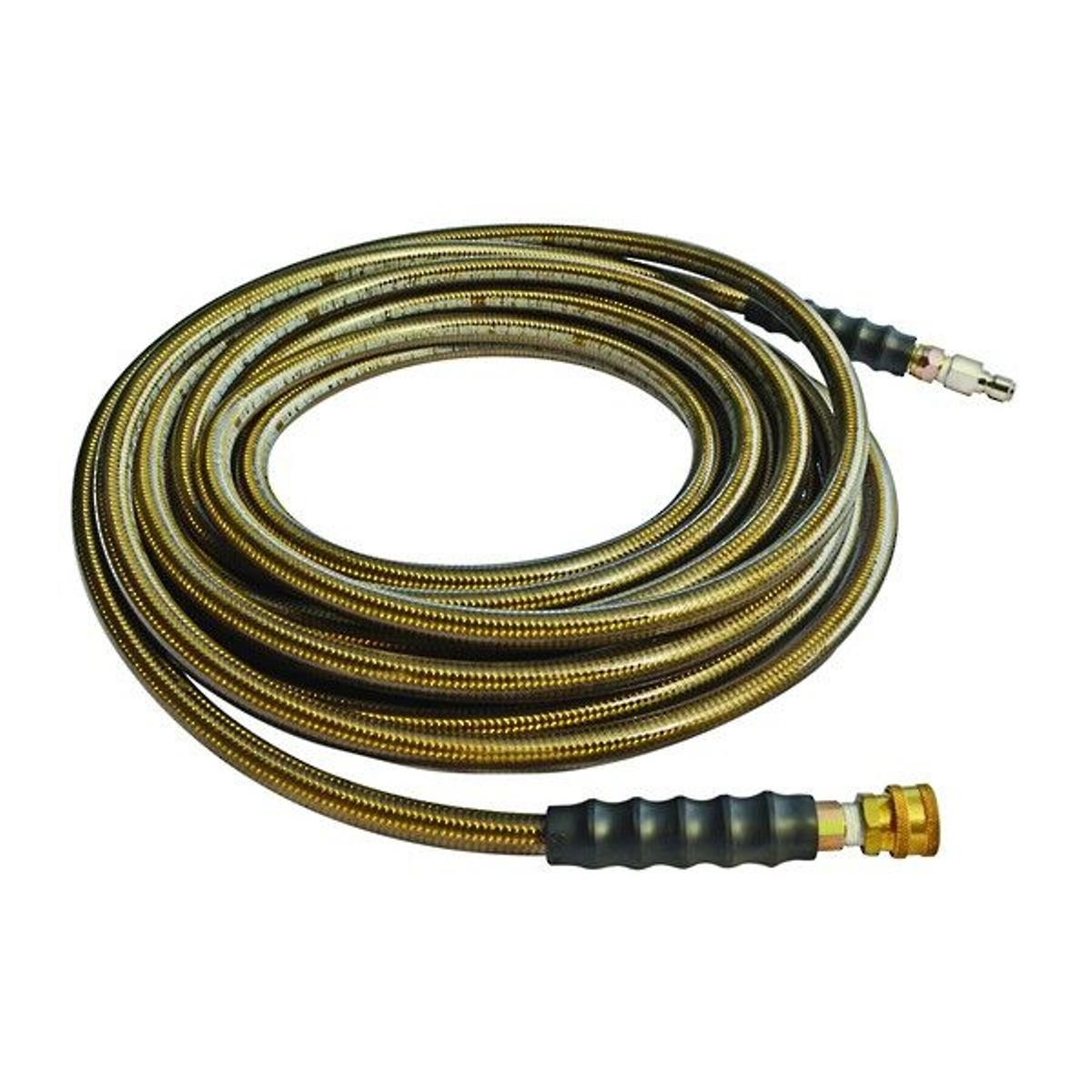 HIgh Pressure Hose 15m with Quick Connections