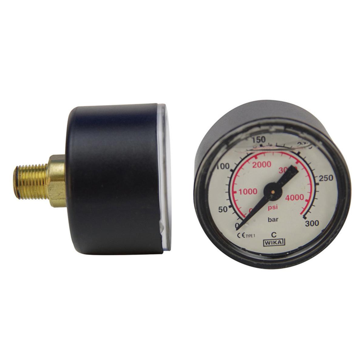Hotwash Pressure Gauge 4200psi