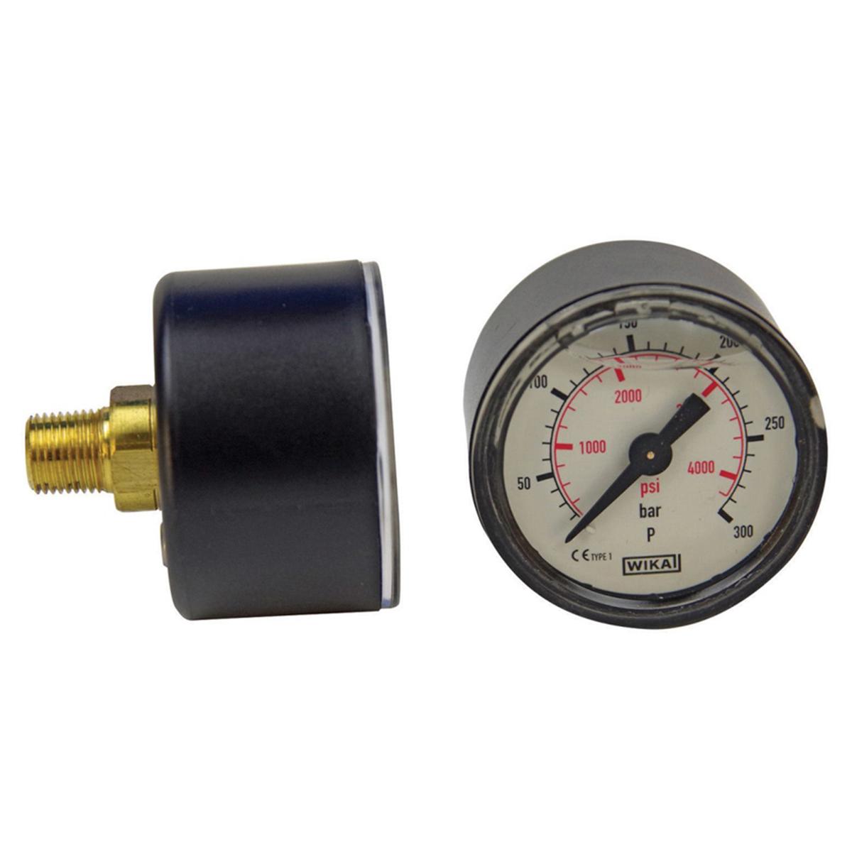 Hotwash Pressure Gauge 4400psi