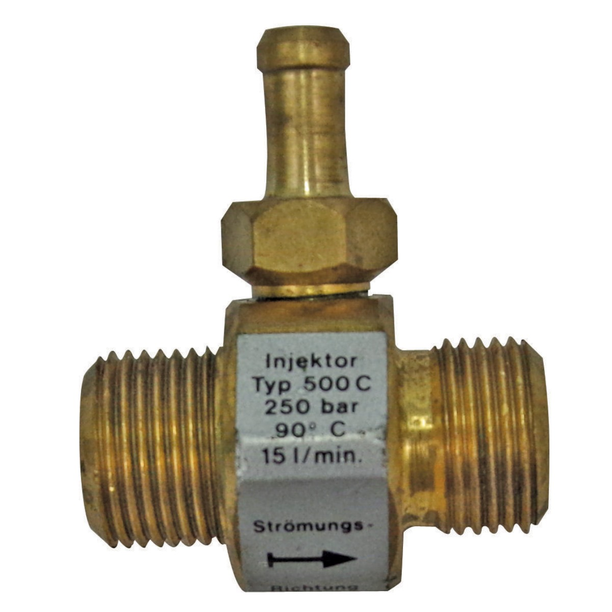 Injector without Regulator