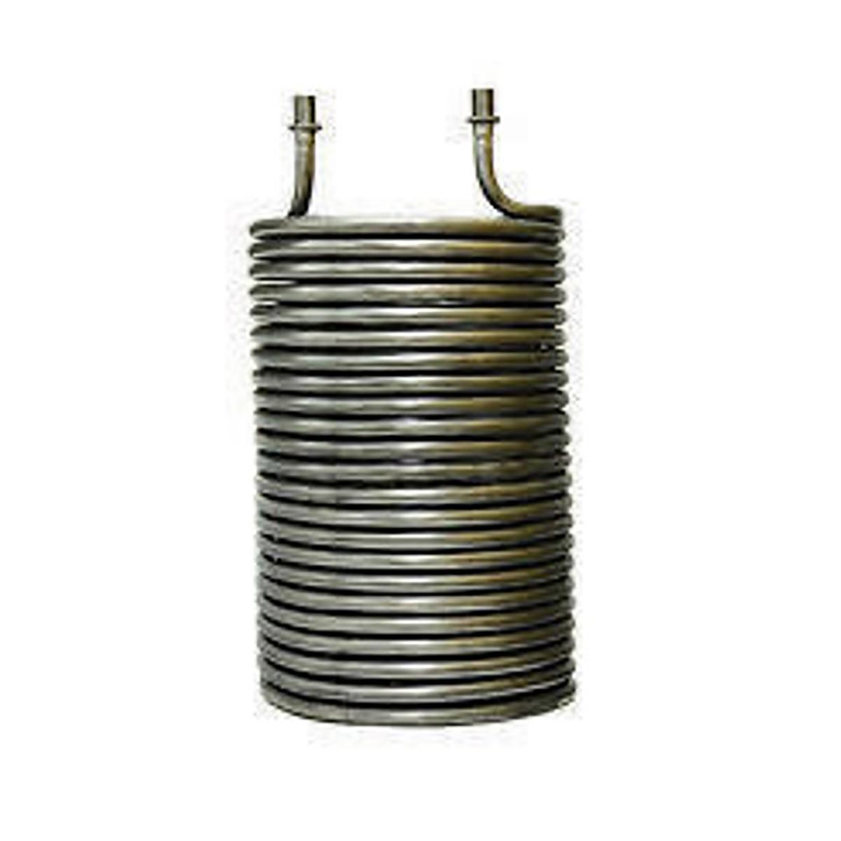 LAGR89128  HotWash Heating Coil Mild Steel