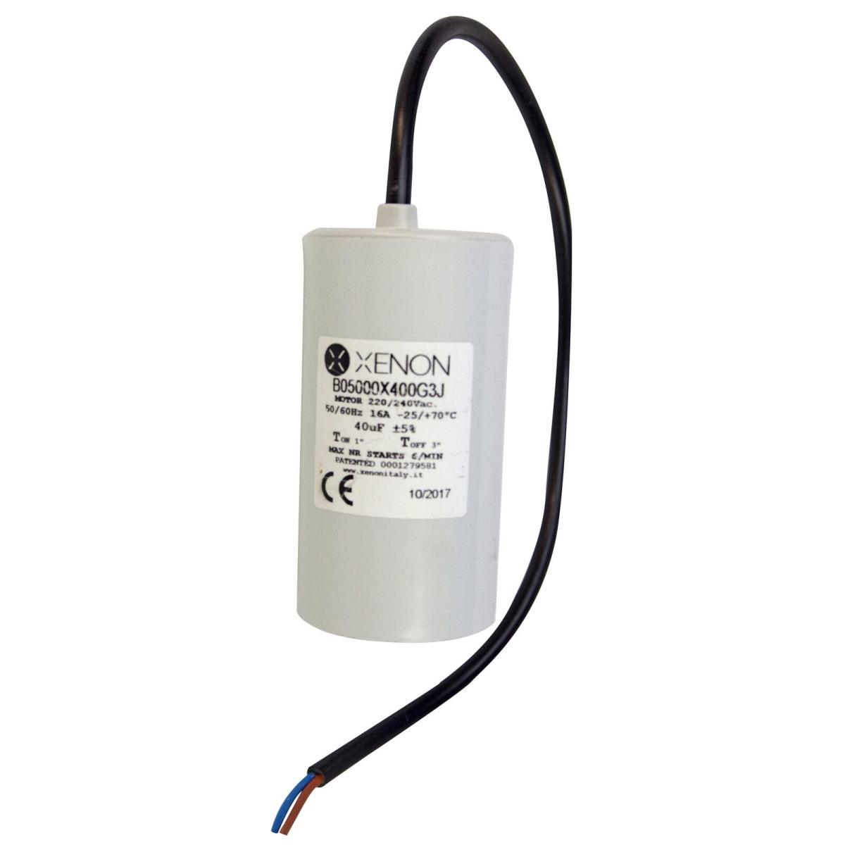 MECO35681  Condensor 40Mf