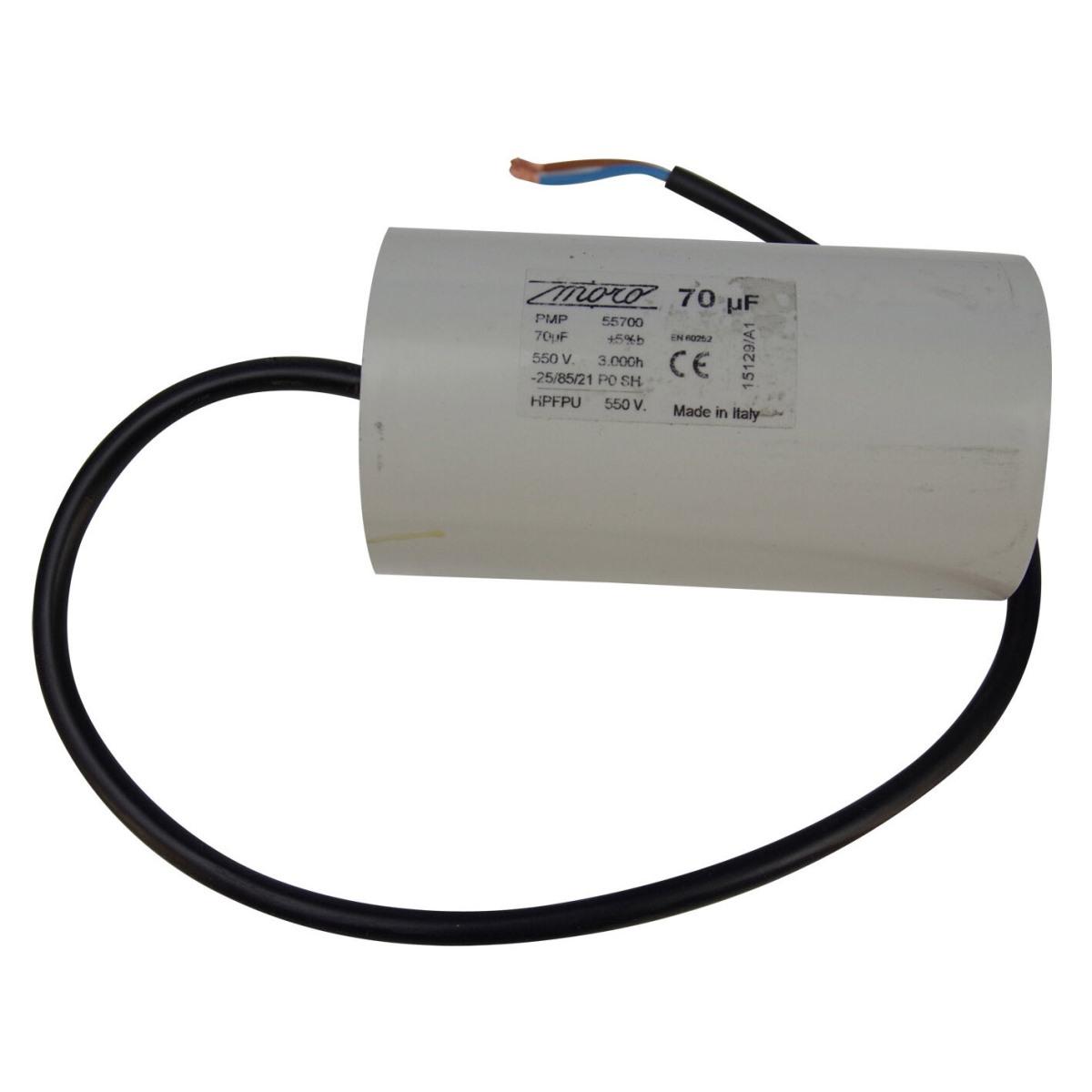 MECO88053  Capacitor 70Mf