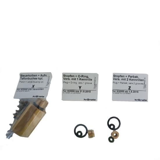 12454 - M2000 Gun Repair Kit