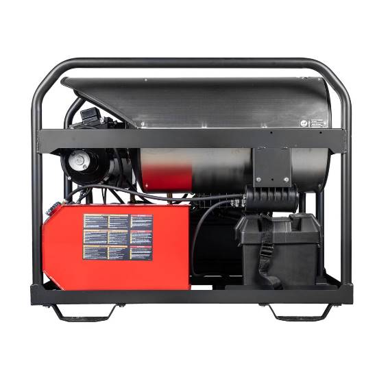 PowerShot HP7012 Petrol Driven Hot Water High Pressure Cleaner